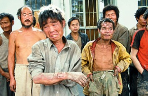 Slavery in China