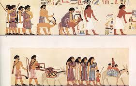 Semites entering Egypt