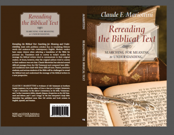 Rereading the Biblical Text