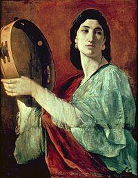 Miriam - Anselm Feuerbach (1829–1880)