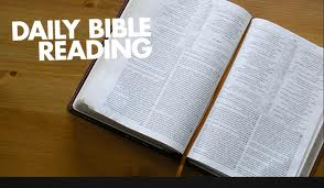 Daily Bible Raeding