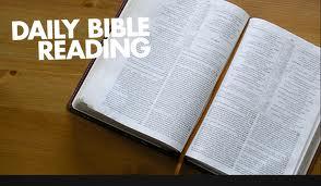 Daily Bible Raeding