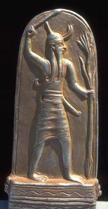Baal - The Canaanite God of Rain