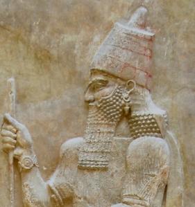 Sargon II - Louvre Museum