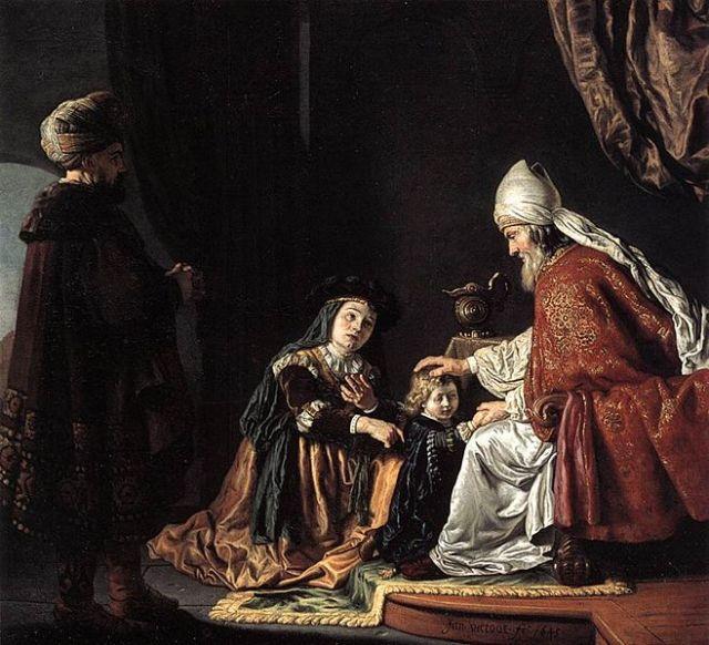 Hannah - Jan Victors 1645