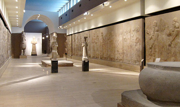 national-museum-baghdad-gallery Wikimedia Commons