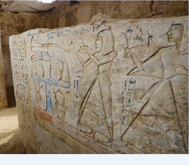 New Tomb 1100 B.C. 2