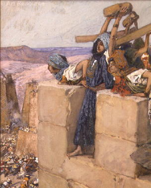 Image result for death of abimelech