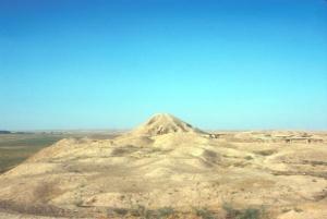 Ziggurat of Nimrud - Before Destruction